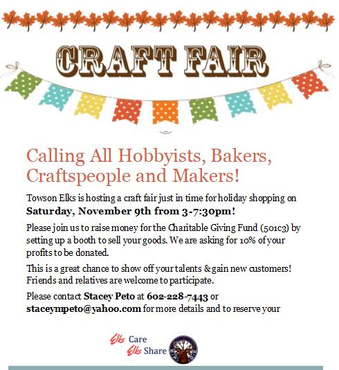 Craft Fair FB